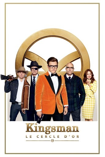 Kingsman - Le Cercle d'or download