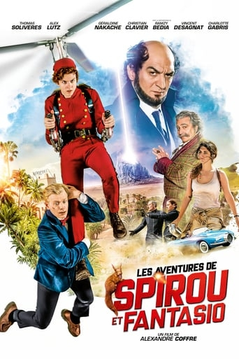 Les Aventures de Spirou et Fantasio download