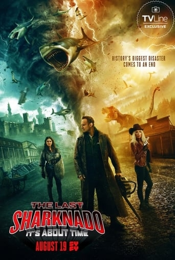 The Last Sharknado: It's About Time download